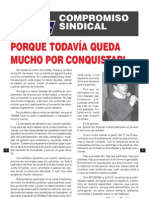 Compromiso sindical