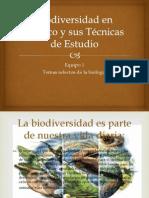 Biodiversidad en México y sus Técnicas de Estudio