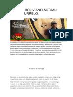 Cuento Boliviano Actual