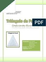 El Triángulo de Pascal 2