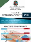 8. Meteorizacion y Suelos
