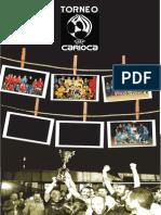 La bozza del libretto del Torneo Carioca 2014 di Certaldo