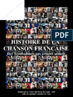 Support Chanson Francaise