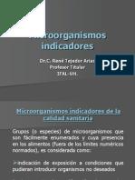 4. Microorganismos indicadores