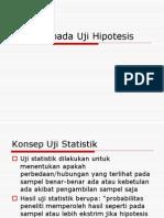 10.Besar Sampel Pada Uji Hipotesis