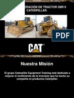 Curso Operacion Tractor Orugas d8r II Caterpillar