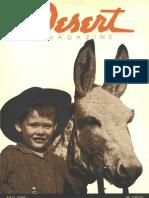 194507 Desert Magazine 1945 July