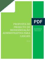 Proposta de Projecto de Modernização Administrativa para Cascais