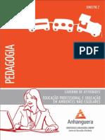 PED7 Educacao Profissional Educacao Ambientes Escolares