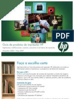 Guia de Productos de Impresion Hp Pt