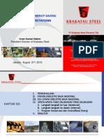 Implementation of Energy Saving1