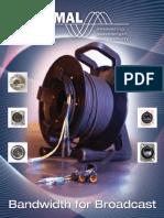 HDTVandFiberProductsCatalog 2013