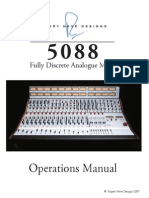 Rupert Neve Designs 5088 Discrete Analogue Mixer