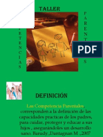 Diapositivas de Competencias Parentales Version 3