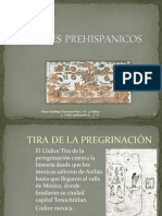 Trabajo 9- Codices Prehispanicos