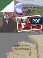 Exportaciones peruanas 2008-2011