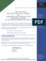 Ntl Form 0420091