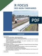 . Les Barrieres Non-tarifaires