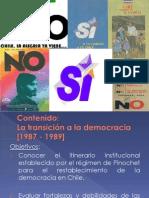 2. LA TRANSICIÓN AUTORITARIA A LA DEMOCRACIA
