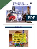 TALADRO DE PERFORACIaN ROTATIVA.pdf