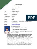 Arif_1021211049_Tugas 1_CV