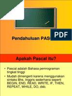 Kuliah 2 - Pendahuluan Pascal
