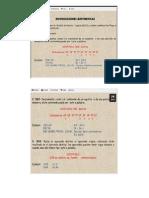 Instrucciones Ensamblador