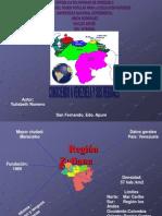 Conociendo Venezuela y Sus Regiones