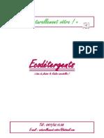 Catalogue EcoDétergents