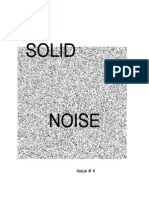 Solid Noise Issue 4