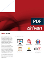 Driven 2014 Company Profile (Agency)