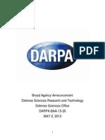 DARPA-BAA-13-20