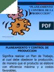 PCP01 Función Producción - Pronosticos