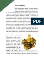 ÁRBOLES DE PRODUCCIÓN SUBMARINOS