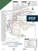 Mapa Esquematico Del Mio(Santiago de Cali - Colombia)