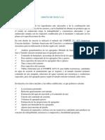 informe 3DISEÑO DE MEZCLASdarw