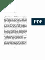 Poeggeler, O., - Zum Tode Martin Heideggers