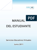 Argos Manual Del Estudiante