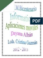 Aplicaciones móviles.docx