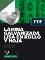Lamina Galvanizada Lisa