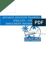 Student Course & Enrollment Info 2014