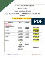 Mapa Da Mina Receita Federal Auditor-fiscal Da Receita Federal Do Brasil