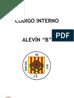 Codigo Interno Alevin B