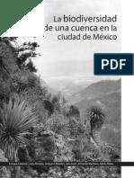 La Biodiversidad de Una Cuenca en La Ciudad de Mexico