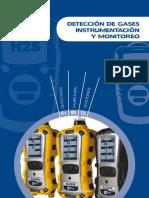 Detección de Gases Instrumentacion y Monitoreo