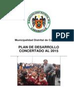 Carabayllo Plan Desarrollo Concertado 2015