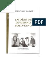 EN DIAS DE INVIERNO BOLIVIANO