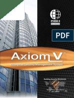 RBH AxiomV Catalog v2011