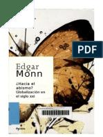 LIBRO COMPLETO 137970082 Hacia El Abismo Edgar Morin