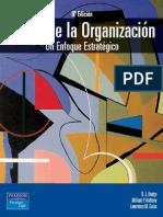 Teoria de La Organizacion. Un Enfoque Estrategico.
